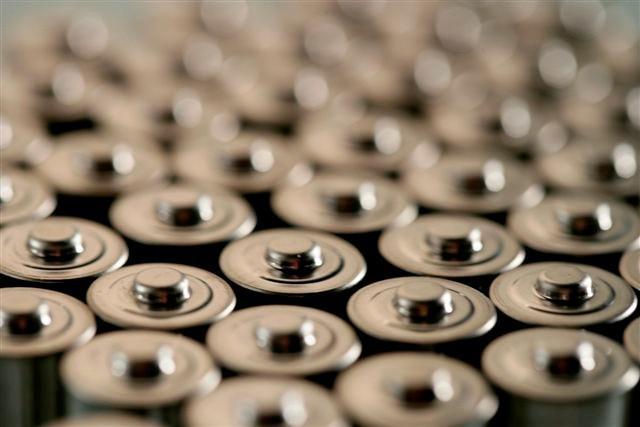 Batterijensector